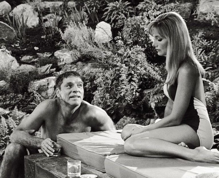 Sydney Pollack's 1968 film 'The Swimmer'