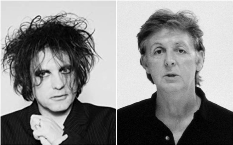 Watch The Cure cover The Beatles hit 'Hello Goodbye'