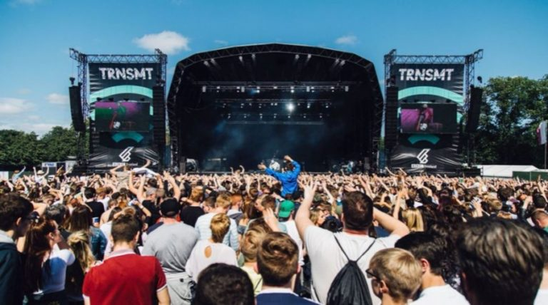 Woman sexually assaulted at Scottish festival 'TRNSMT'