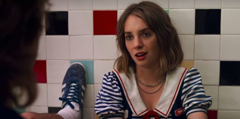 'Stranger Things' actress Maya Hawke release two new songs