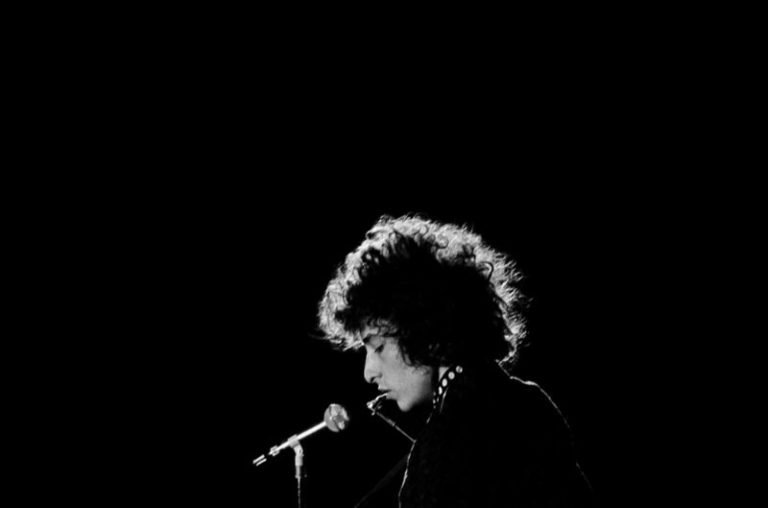 Bob Dylan - young - 1966