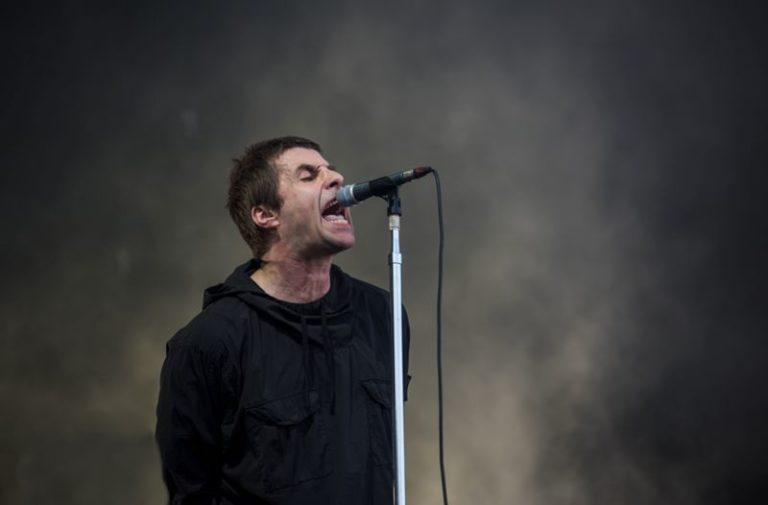 Revisit Liam Gallagher's emotional Glastonbury tribute to the victims of UK terror attacks and Grenfell Tower fire