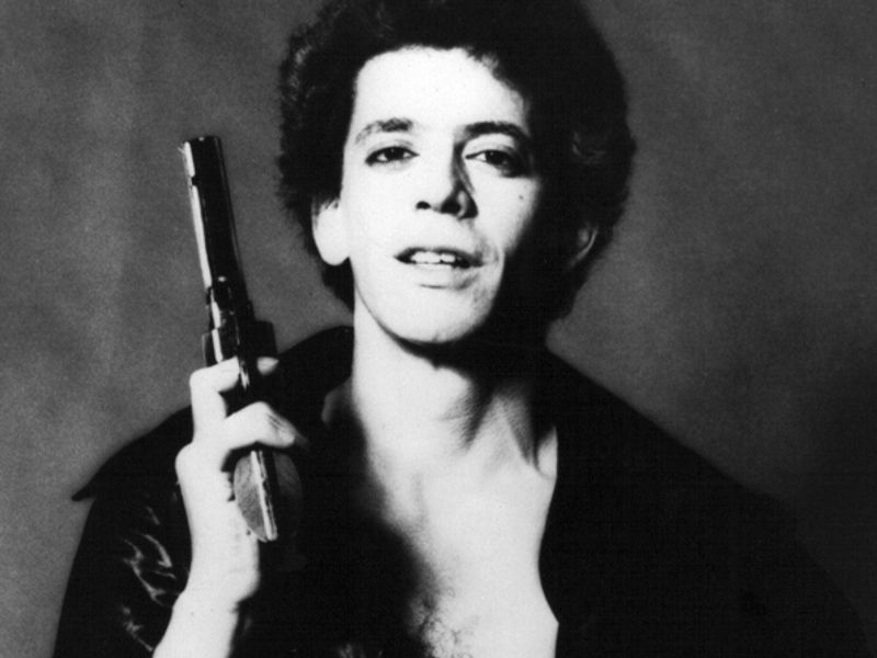Lou Reed listed his top 10 favourite albums of all time
