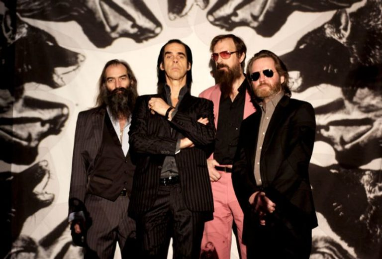 Nick Cave hints at Grinderman reunion with new album