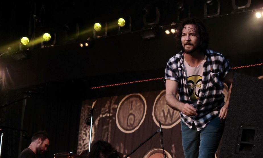 Pearl Jam's Eddie Vedder lists his favourite albums of all time
