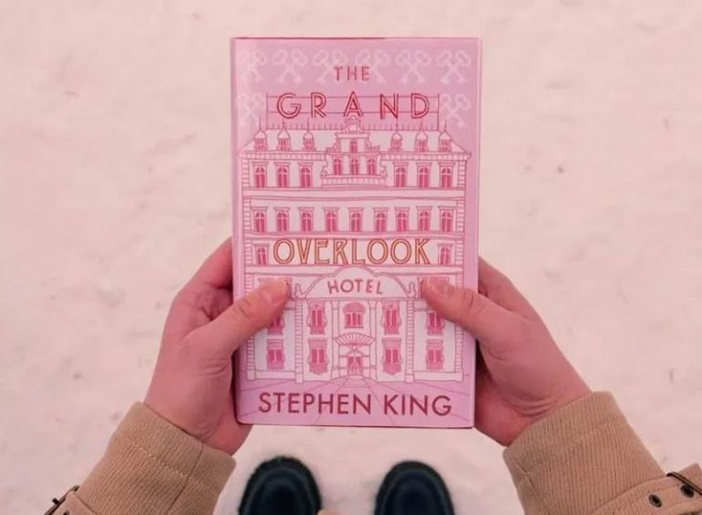 Stanley Kubrick's 'The Shining' reinvented as a Wes Anderson film