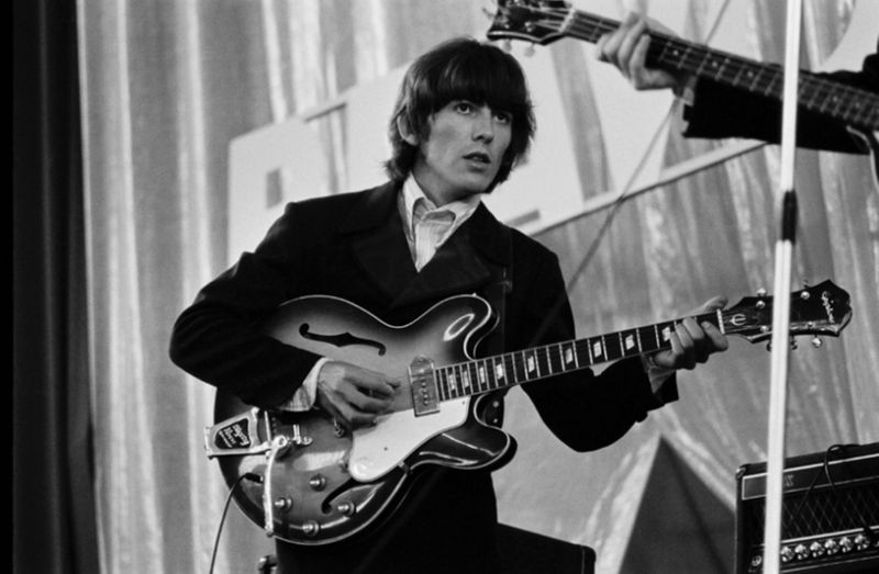From Chuck Berry to Eric Clapton: George Harrison's 8 favourite guitarists of all time