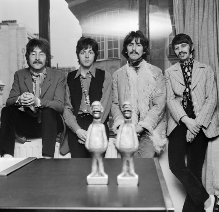 The Beatles for Borge, London