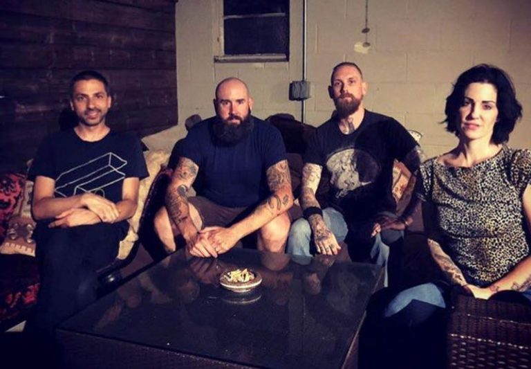 The Distillers cancel tour after drummer suffers horrific hand injury