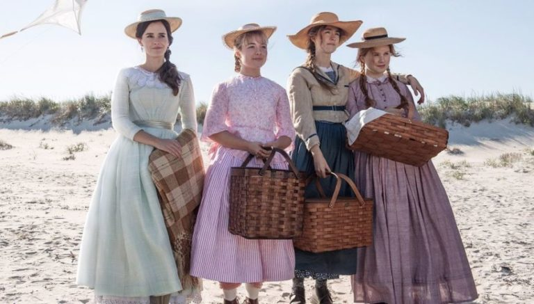 The first trailer for Greta Gerwig's new film 'Little Women' has arrived