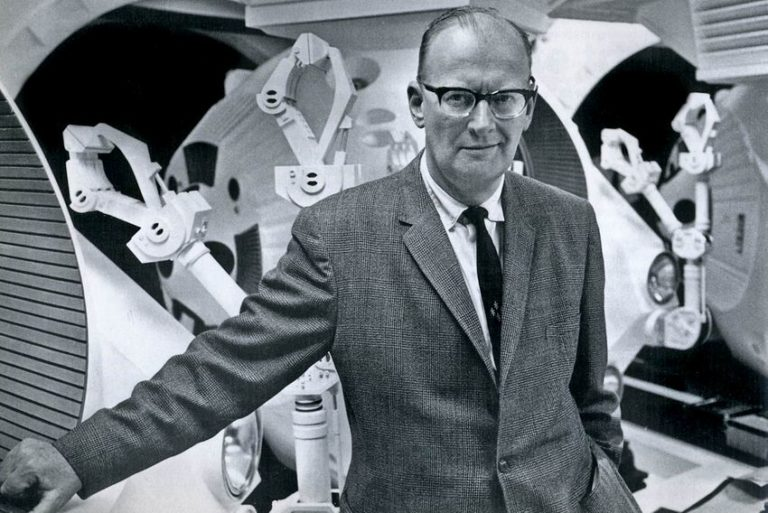 The great Arthur C. Clarke once listed his 12 favourite sci-fi films of all time