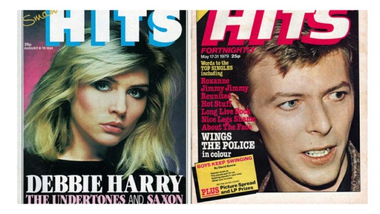 Take a look back at these iconic covers of Smash Hits!