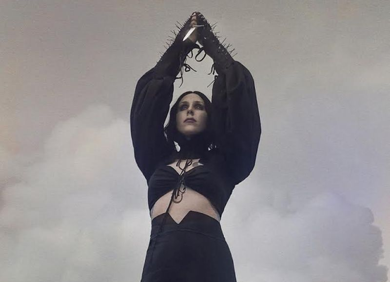 Chelsea Wolfe brings back her earlier folk magic on 'Birth of Violence'