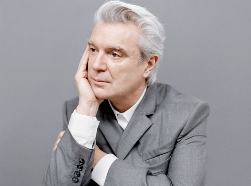David Byrne names the five reasons to be cheerful