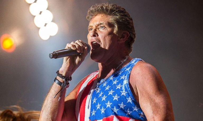 David Hasselhoff releases cover of the Jesus and Mary Chain song 'Head On'