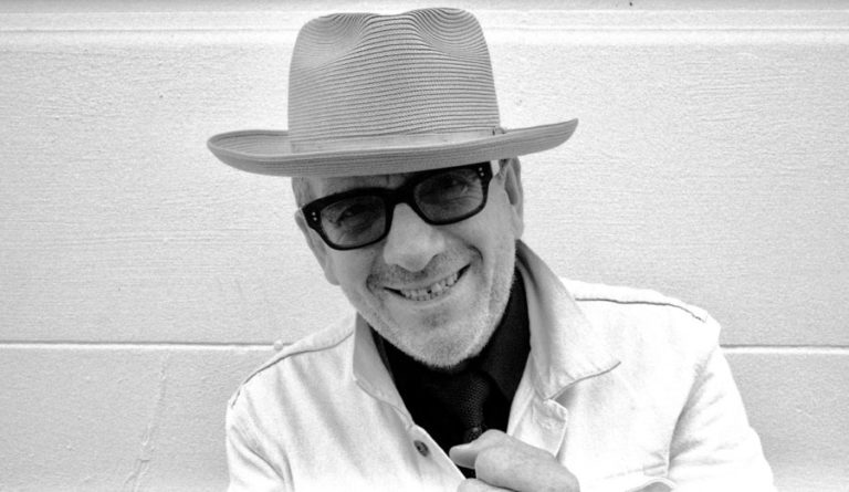 Elvis Costello performs home gig to raise money for the NHS