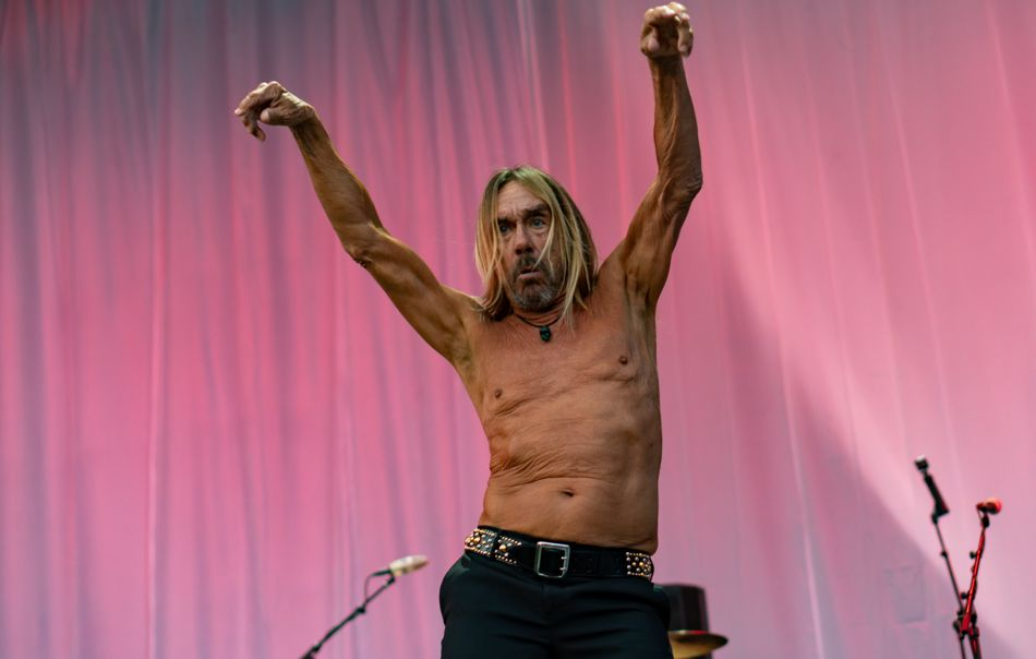 Coronavirus outbreak forces Iggy Pop to change tour plans