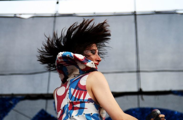 """Karen O is """"fascinated"""" by popularity of Yeah Yeah Yeahs song 'Maps'"""