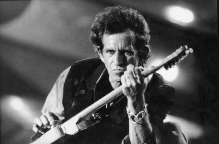 The one song Rolling Stones guitarist Keith Richards couldn't live without