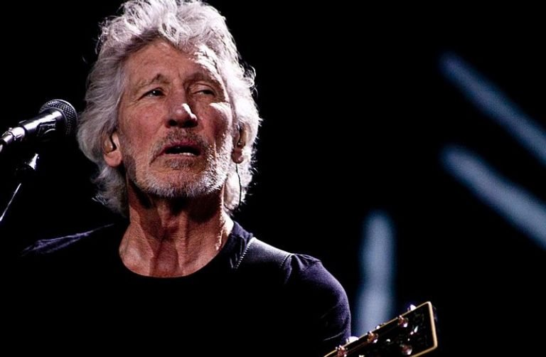 "Pink Floyd's Roger Waters says Joe Biden is a ""fucking weak slimeball"""