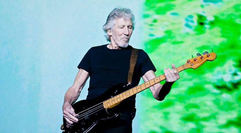 Pink Floyd's rare reunion as David Gilmour reunited with Roger Waters for an intimate charity gig