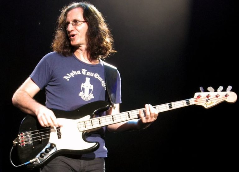 From The Who to Cream: Rush's Geddy Lee picks 9 of his favourite songs