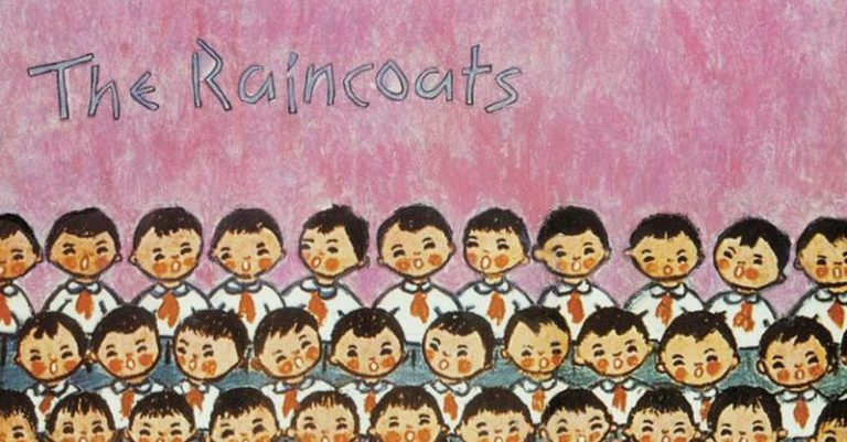 The Raincoats' self-titled debut album gets 40th anniversary vinyl reissue
