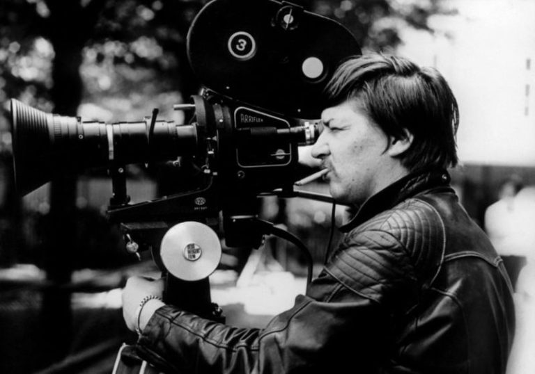 The great Rainer Werner Fassbinder created a list of his 10 favourite films of all time