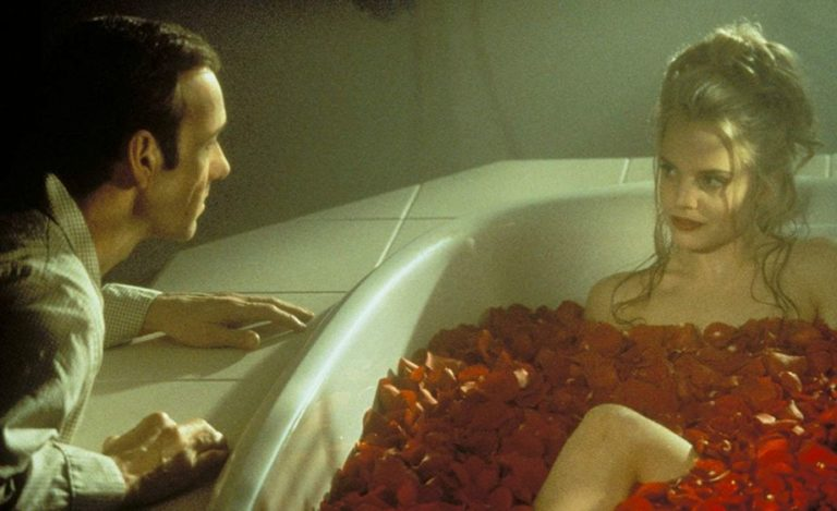 The hand-drawn storyboards Sam Mendes created for 'American Beauty'