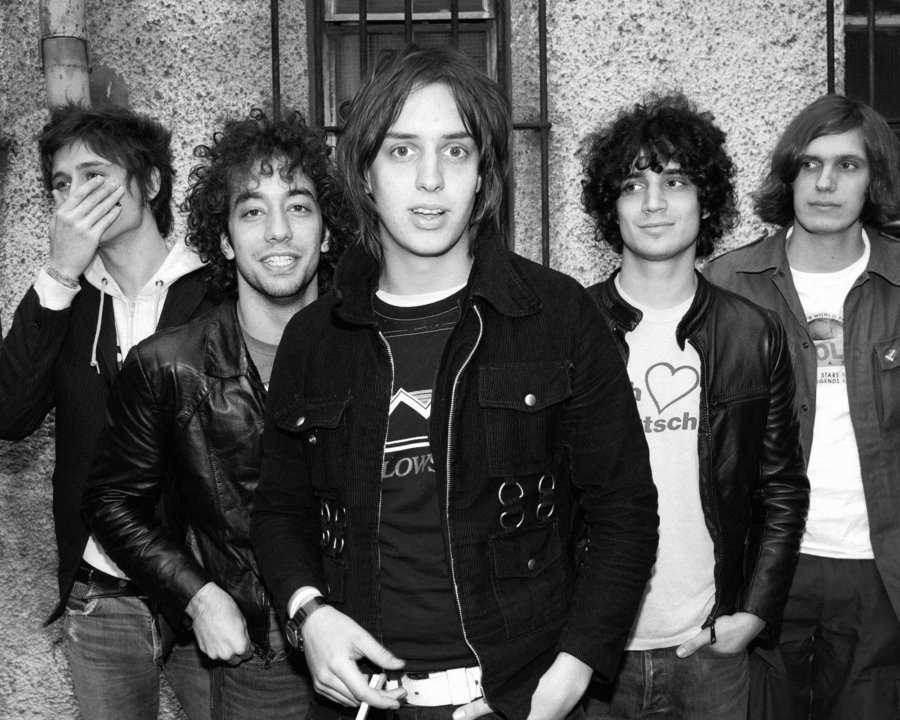 The Strokes to perform at Bernie Sanders Rally