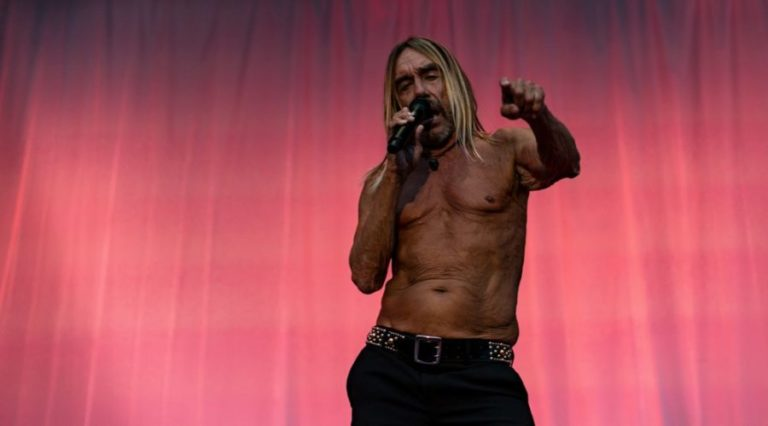 Iggy Pop to get Lifetime Achievement Grammy Awards