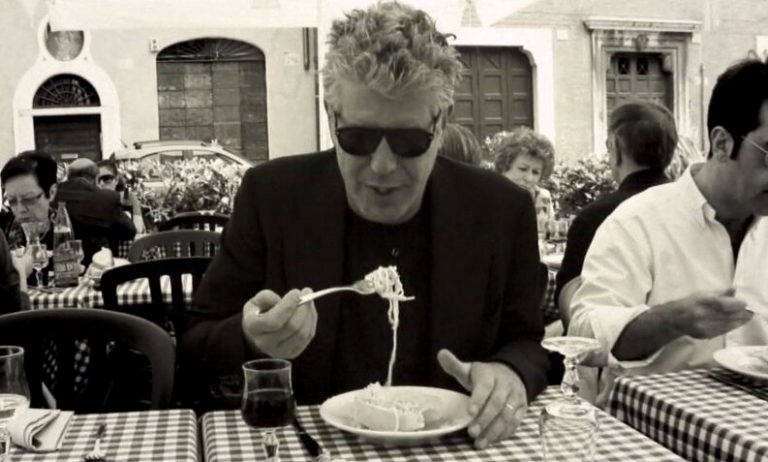 Anthony Bourdain's favourite songs