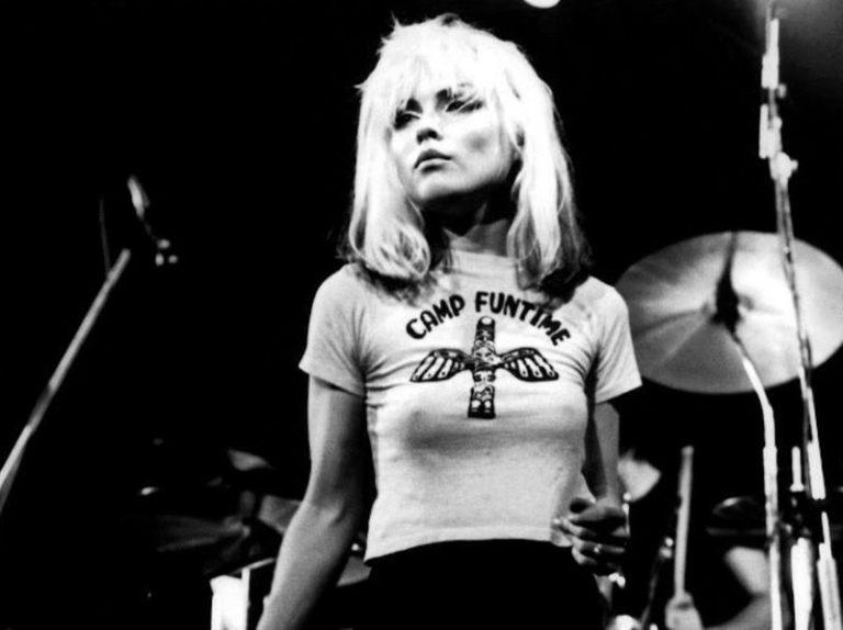 Debbie Harry and the noisy truckers: This is how Blondie got their name