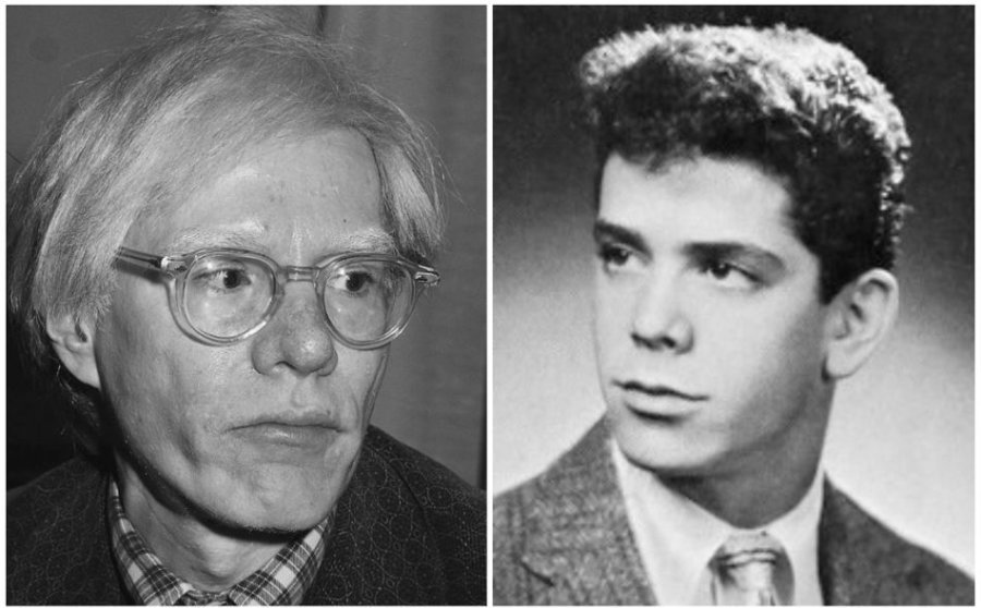 Long lost Lou Reed songs recorded for Andy Warhol discovered.'
