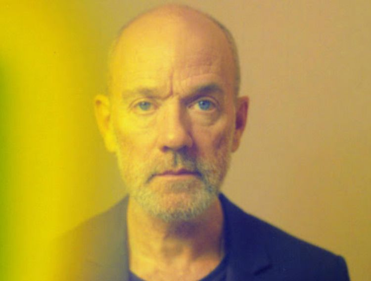 Michael Stipe releases second solo single 'Drive to the Ocean'