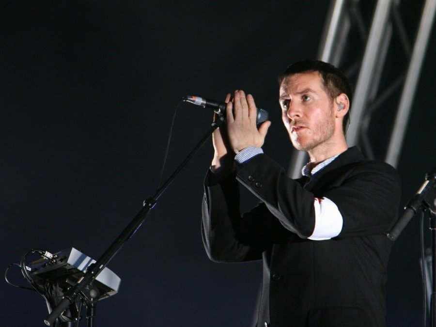 Massive Attack to complete European tour by train as part of climate change fight