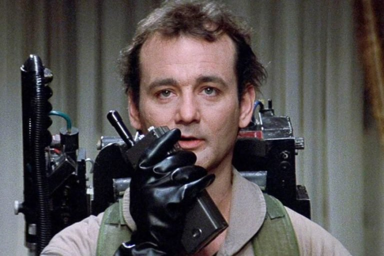 Bill Murray officially confirms Ghostbusters return