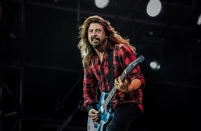 Dave Grohl says there's one album everyone should listen to