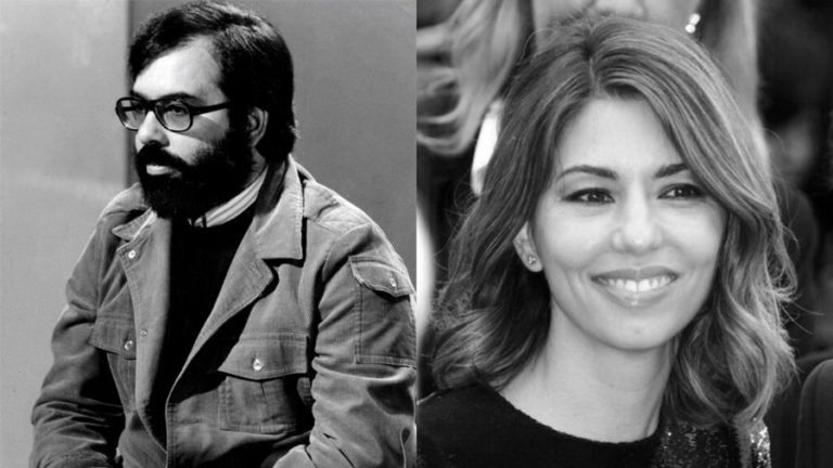 The touching moment Francis Ford Coppola interviewed his 5-year-old daughter Sofia back in 1977