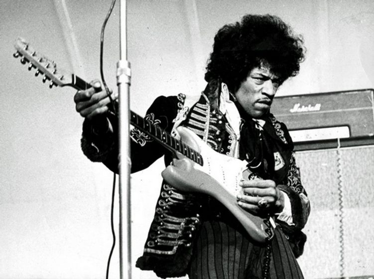 Jimi Hendrix's 'Band of Gypsys' set for 50th anniversary vinyl reissue