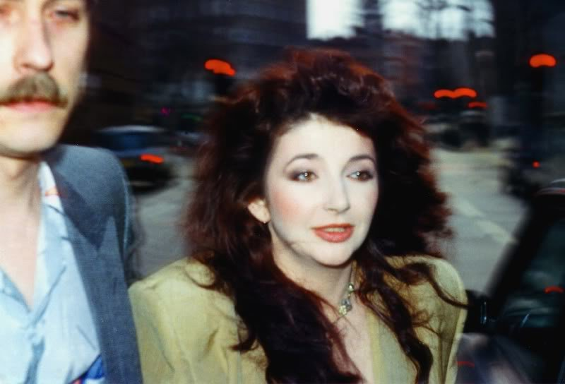 Watch rare footage of Kate Bush covering The Beatles' 'Let It Be'
