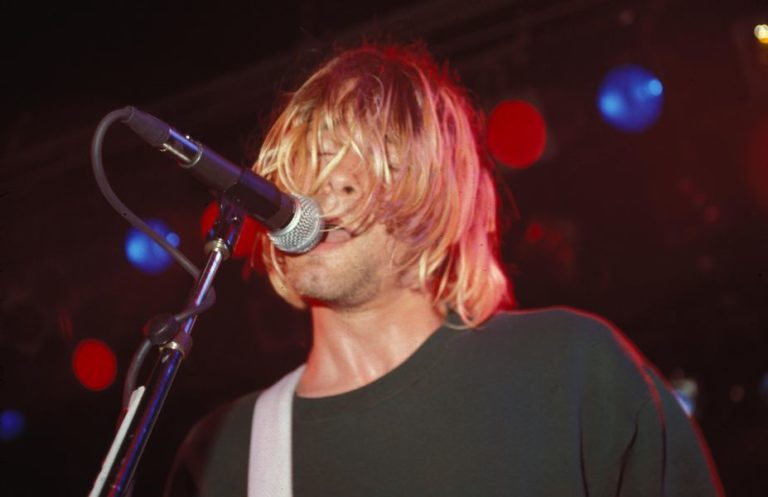 Was this Nirvana song Kurt Cobain's ode to heroin?
