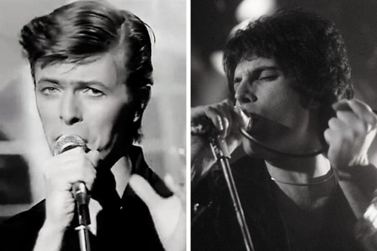 The Story Behind The Song: David Bowie and Queen's cocaine-fuelled romp 'Under Pressure'