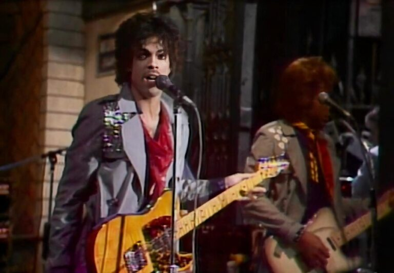 Watch Prince's rarely seen first-ever performance on SNL
