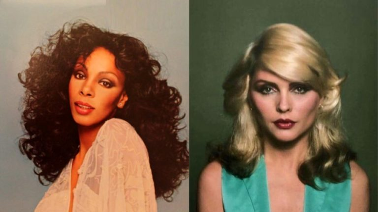 Listen back to Blondie's live cover of Donna Summer's disco classic 'I Feel Love' from 1980
