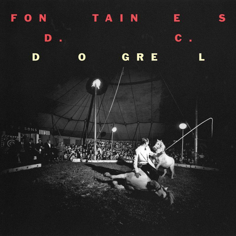 18. Dogrel - FONTAINES D.C.