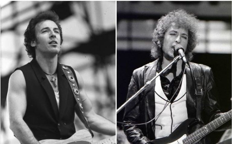 Bruce Springsteen's 10 best Bob Dylan covers