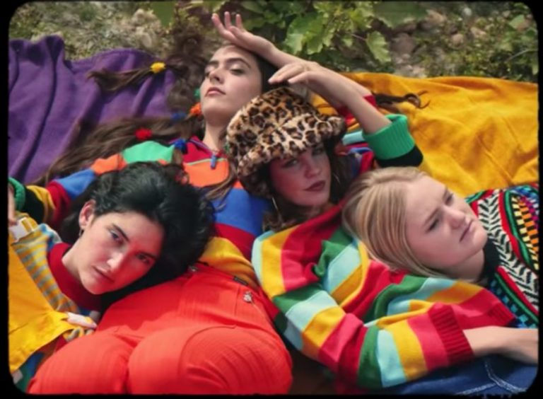 Hinds return with new song 'Riding Solo'