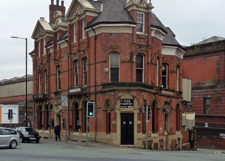 Iconic Manchester music venue The Star & Garter has been saved