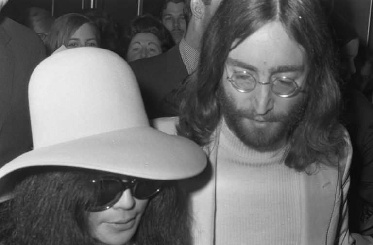 John Lennon's iconic sunglasses sold for £137,500 at auction